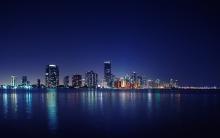 9.-miami_skyline_night